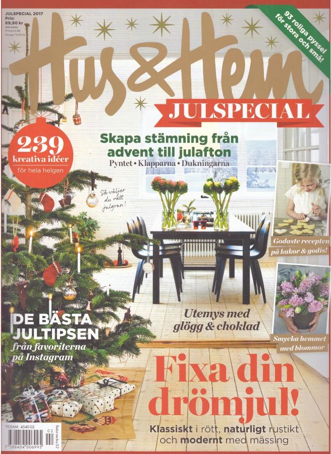 Hus och hem julspecial readly tidningsprenumeration 2021