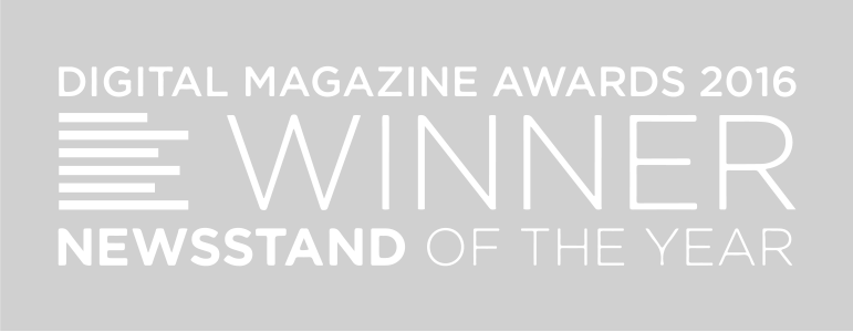 digital magazinge awards 2016 winner 2020