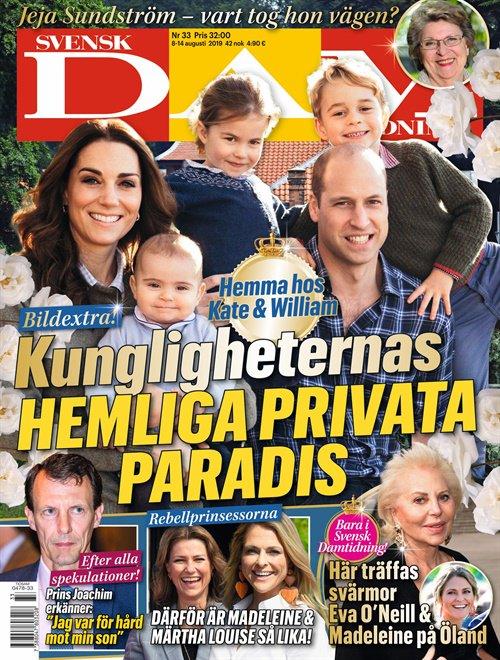 svensk damtidning readly tidningsprenumeration 2021