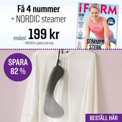 iform premie steamer 2020