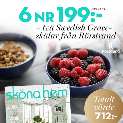 skona hem tva Swedish grace skalar fran rorstrand 2020