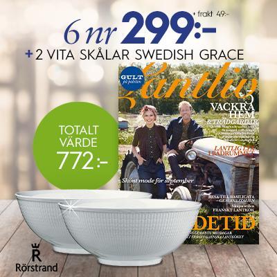 lantliv premie swedish grace 2021